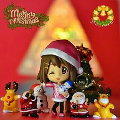Have Yourself a Merry Little Christmas By @eye_tunes_ Toy Photography on IG✌❤