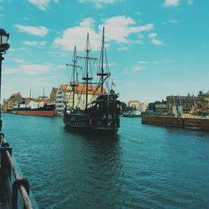 #gdansk #instagram #ilovegdn #ship #motlawa