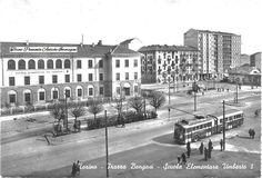 #PiazzaBengasi #nostalgia #torino #storica #tradizione #girarrostisantarita #imiglioridasempre