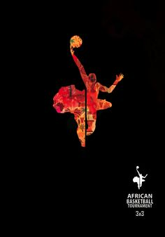 Logo & Brand I African Basketball Tour   July 2012