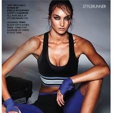 Hannah Saul Fitspo, Love Her, Health Fitness, Brand New, Sports, Fashion, Hs Sports, Moda, Fashion Styles