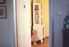 Lena's Chiffonier with Old White and Antoinette