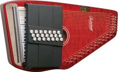 Oscar Schmidt OS21CQTR Autoharp by Oscar Schmidt. $359.00. Maple body with rock maple pin block, Quilted maple top, Gloss finish, 21 Chords. Save 34%!