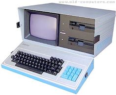 The Kaypro 2x was one of the last models Kaypro produced. Size and appearence were the same as the first Kaypro II, but Internal hardware was inspired by the Kaypro 10. It came with a 4 MHz Z80A processor, dual slimline 400 KB floppy drives, a built-in 300 baud modem, two serial ports and a full set of Micropro software (WordStar, CalcStar, DataStar).