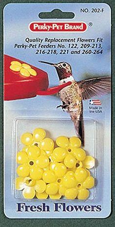 "Perky-Pet ""Perky's Finest"" 16 oz Plastic Top Fill Hummingbird Feeder Flowers For Sale, Small Flowers, Fresh Flowers, Yellow Flowers, Best Bird Feeders, Wild Bird Feeders, Humming Bird Feeders, Garden Supplies, Pet Supplies"