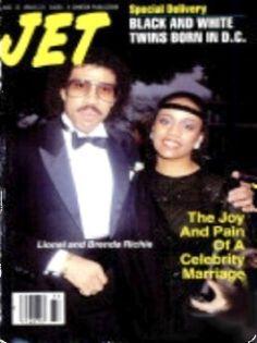 JET Magazine August 15, 1988 Lionel and Brenda Richie Vol. 74, No. 20 by BusyQueen