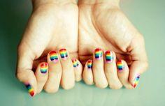 Nail art merupakan pengembangan dari manikur dan pedikur yang sudah dilakukan sejak bertahun-tahun lalu. And today, every woman wants a shiny and designer nails, dear!
