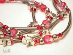 Charmed, Bracelets, Handmade, Jewelry, Design, Fashion, Moda, Hand Made, Jewlery