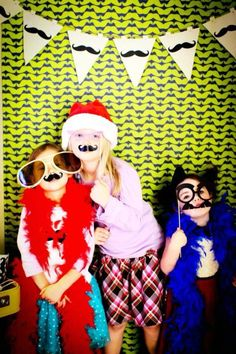 Mustache Bash by @J.Kate Designs #parties #firstbirthday #mustachebash #photobooth