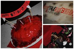 True blood Talbot Cake....LMAO!!!  That's Funny!
