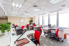 Identify The Types of Office Interior Fit Outs That Are Available in The Market