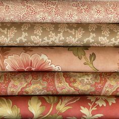 Autumn Lily By Blackbird Designs For Moda by LisasSewingRoom