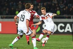 The 27-year-old Germany international has been hindered with injuries throughout his career