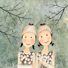 These Chinese whispered memories 105 ART by sleepandhersisters