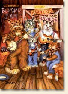 Bluegrass Art, The Music Art of Karen Cannon
