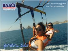 Enjoy #LosCabos!  Disfruta #LosCabos!  #Bajaswatersports #Watersports #Glassbottomboat www.bajaswatersports.com
