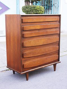 American Of Martinsville Mid Century Møbler Past Collection Matches Dresser In Master Bedroom Upcycled Furniture