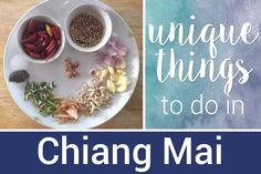 Unique Things to do in Chiang Mai