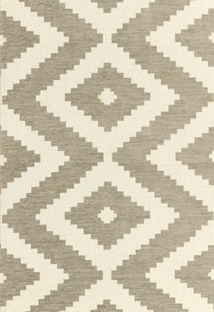 Vail Chenille (schumacher) A modern twist on the traditional Native American rug motif, Vail Chenille blends soft cotton yarns with a textured weave reminiscent of epingle. Its boldly overscaled and graphic pattern is woven in colorway: Driftwood