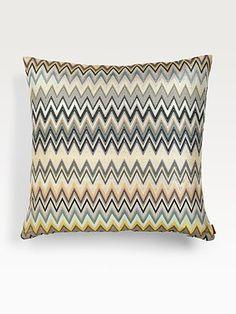 Missoni Home Masuleh kudde Accent Pillows, Throw Pillows, Interior Design Services, Dear Santa, Missoni, My Dream Home, Herringbone, Decorative Pillows, Cushions
