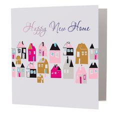 Kirsten's cards, Happy Home by Kirsten Burke
