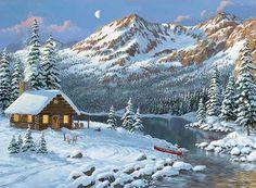 paysages d;hiver sur le net | Album - Paysage-d-hiver-pris-sur-le-net - cartesmamielise.over-blog ...