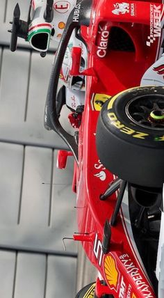 2017/7/20:Twitter:@MotorsportWeek: So, what do we think...has the FIA made the right decision forcing through the Halo for 2018?  motorsportweek.com/news/id/15369
