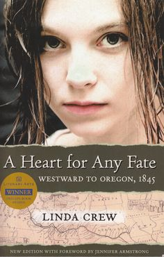 Historical fiction book by Linda about Lovisa King's 1845 move from MO to Oregon Territory.