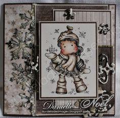 Carte de Noël  // Christmas Card