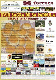 XVIII SAGRA DE SA PADRULA – SILIUS – 16-17 MAGGIO 2015