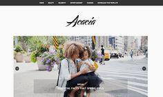 Acacia Blogger Template é um template blogger totalmente responsivo, feito especialmente para blog de modas e estilo de vida. Com layout minimalista e limpo, Acacia é um tema que vai proporcionar conforto para os seus leitores. Este é um template que se adapta em qualquer dispositivo móvel, não importa o tamanho.