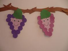 Preschool Summer Craft Projects | ... to make jelly as well. A fun construction paper project for the kids