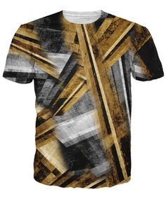 Sharp Gold T-Shirt