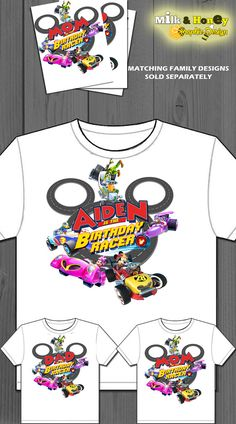 9 Best Mickey And The Roadster Racers Birthday Images Birthday