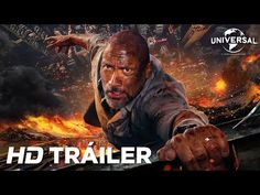 Skyscraper Director – Rawson Marshall Thurber Solid – Dwayne Johnson, Neve Campbell, Chin Han, Roland M?ller Score – A few days prior to the release of Skyscraper, Dwayne John… Dwayne Johnson, Rock Johnson, Films Hd, Hd Movies, Movies To Watch, Movies Online, Movie Tv, Movie Cast, 2018 Movies