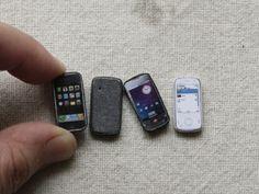 iheartminiatures:    Gadgets Miniature