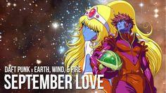 Daft Punk, Earth Wind & Fire - September Love (Mashup)