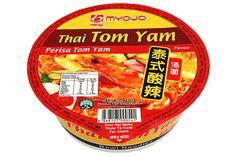 Myojo Bowl Thai Tom Yam in Singapore