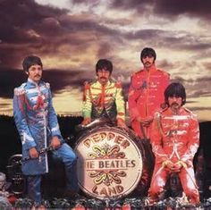 Alternate pic of Sgt. Pepper ....