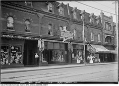 990 Queen St. West by Toronto History, via Flickr