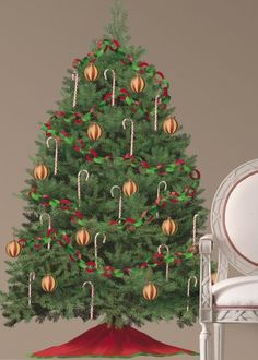 Christmas Tree Spinners Tree Spinner Mom /& Dad