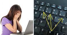 Potrebujete rýchlo doplniť diakritiku do dlhého textu? Pomôže vám tento geniálny nástroj Computer Keyboard, Internet, Windows, Computers, Hardware, Education, Ideas, Computer Keypad, Keyboard