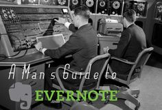 Evernote is an excellent, free tool that people can use to organize their lives as well as pursue goals and improve your efficiency.
