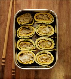"Effortless Eggrolls with Pickled Veggies from ""Paleo Lunches amd Breakfasts on the Go"""
