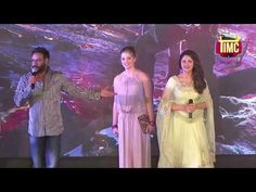 Ajay Devgn, Sayyeshaa Saigal & Erika Kaar at the trailer launch event of movie Shivaay. Lead cast talked about making of Shivaay. #Bollywood #Movies #TIMC #TheIndianMovieChannel #Entertainment #Celebrity #Actor #Actress #Director #Singer #IndianCinema #Cinema #Films #Movies #Magazine #BollywoodNews #BollywoodFilms #video #song #hindimovie #indianactress  #Fashion #Lifestyle #Magazine #Gallery #celebrities