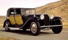 1931 #Bugatti Royale Berline de Voyager - $6,500,000 million. Bill Harrah sold this 1931 #Bugatti in Reno in 1986 at an evening auction just for classic #Bugatti's. It came from his 1400 car collection and is regarded by many as one of the finest ever made.