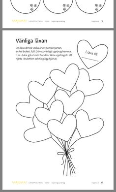 Alla hjärtans dag Valentine Crafts, Valentines, Bra Hacks, Educational Activities For Kids, Classroom Inspiration, Reggio Emilia, Art Lessons, Homeschool, Crafts For Kids