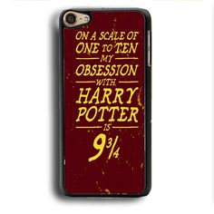 Harry Potter Deathly Hallows Dobby iPod Touch 6 Case | Aneend