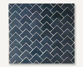 Azul Series L Shape Handmade Tile