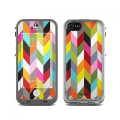 Ziggy Condensed LifeProof iPhone 5c fre Skin